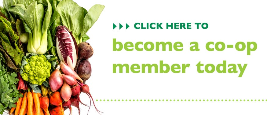 Click here to become a co-op member today